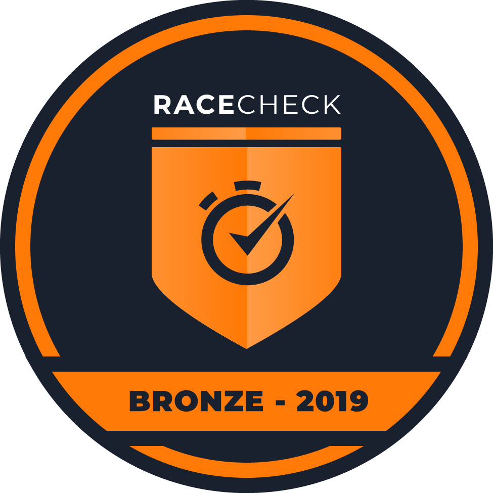 Run Silverstone 2019 wins Racecheck Bronze!